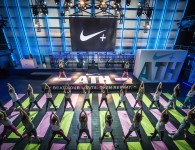 Nike+ Training Club experience