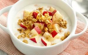 3.apple-yogurt