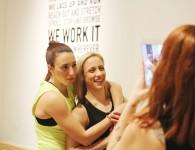 Nike+ Training Club_event_Nikoleta Kyriakopoulou & Maria Mpelimpasaki