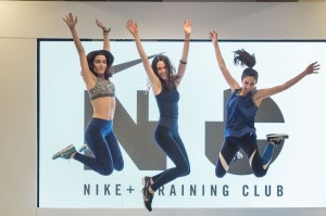 Nike presents Margot vs Lily launch event