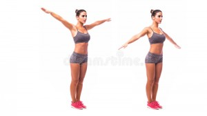 young-woman-doing-exercise-arm-circles-white-78843059
