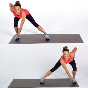 Squat-to-Side-Lunge